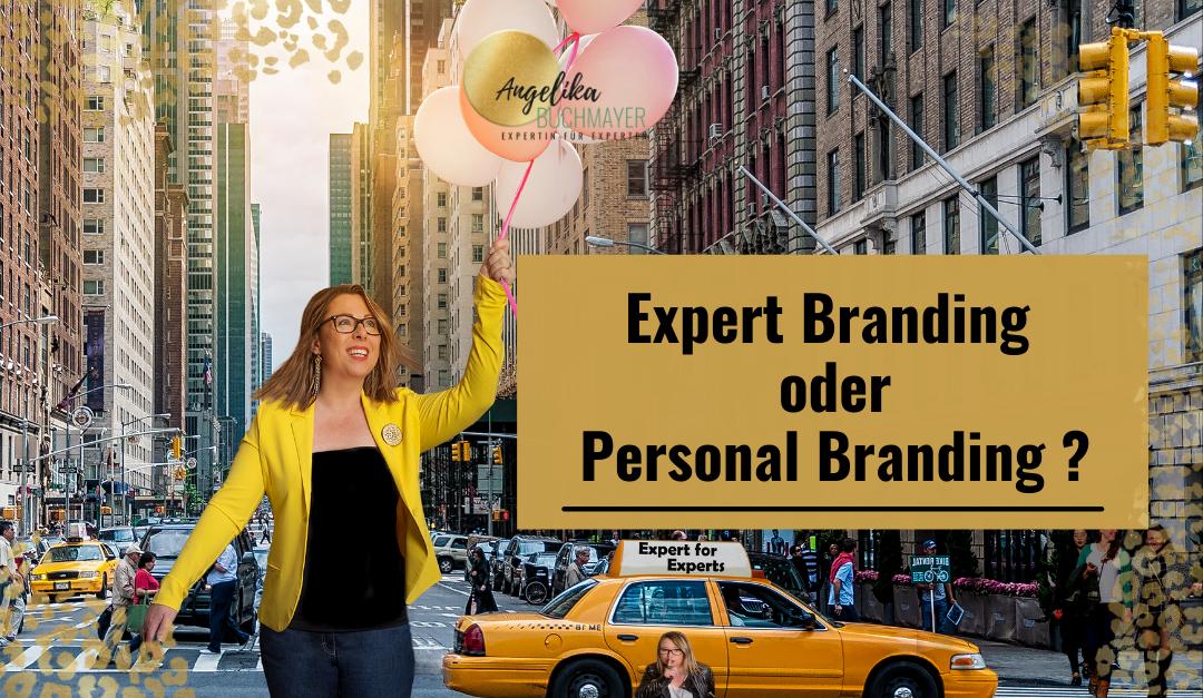 Der Unterschied von Expert Branding und Personal Branding und warum Kooperationen dabei so wichtig sind